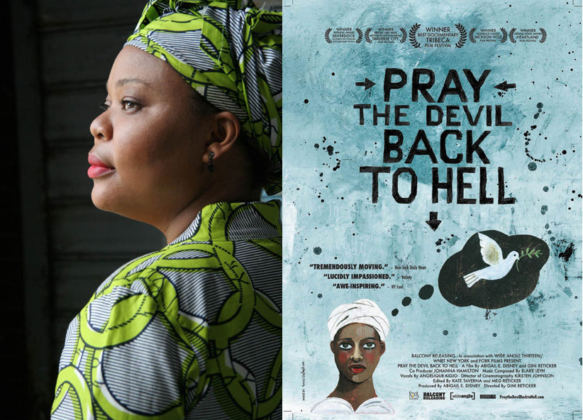 the women of liberia in the documentary pray the devil back to hell Pray the devil back to hell doesn't have any of the accouterments seemingly essential to the modern documentary there are no hammy narration, jokey interludes or music played to make a point.